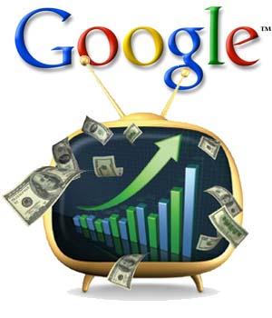 Google: anuncio para la TV y…¿compras en línea?…