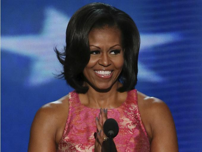 Obama, la Primera Dama en las búsquedas y las Redes Sociales