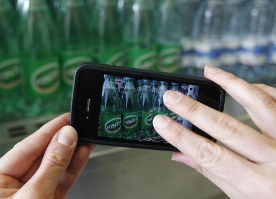 El teléfono móvil: tan útil como la calculadora en el supermercado