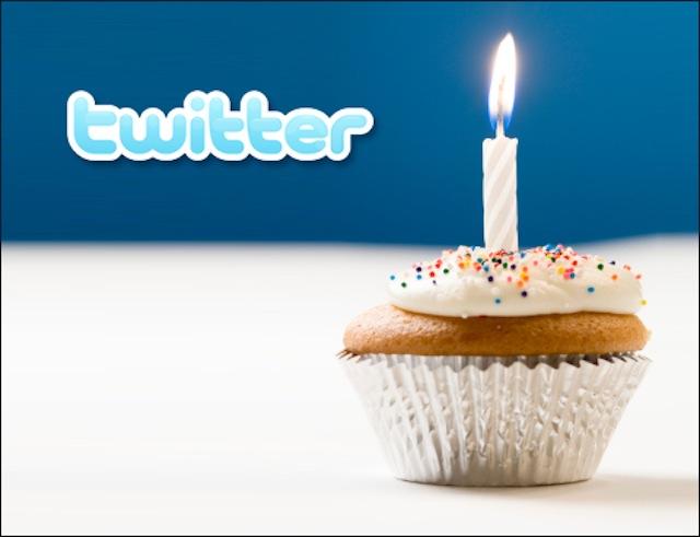 Twitter: 7 años, 200 millones de usuarios y 400 millones de tweets