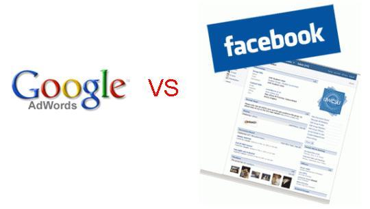 ¿Google Adwords o Facebook Ads?: el dilema de la publicidad. Infografía