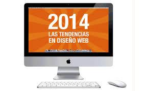 El diseño web 2014: tendencias, moda y adaptación