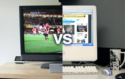 Publicidad online destrona por primera vez a los anuncios en TV