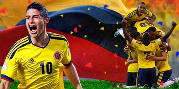 Así se mueve la publicidad cuando juega Colombia
