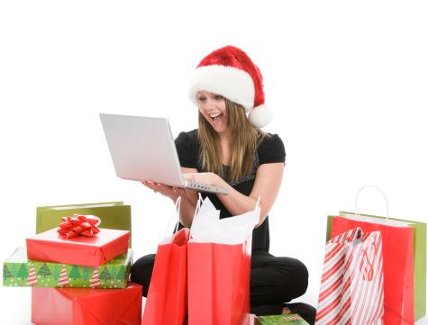 Tiendas online vs tiendas offline para las compras de Navidad