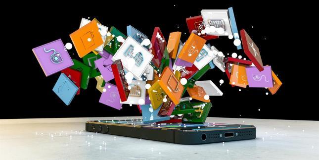 Publicidad móvil crece seis veces más rápido que la de escritorio