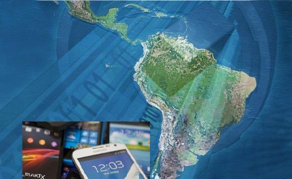 """""""Latinoamérica: La mejor oportunidad para el marketing móvil"""""""