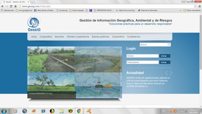 GessiG: Soluciones prácticas también en la web