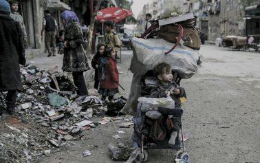 Vídeo: En los zapatos de los refugiados
