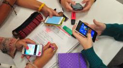 Usuarios móviles se siguen cambiando a los smartphones