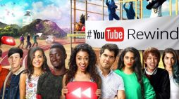 Youtube y lo que marcó tendencia en el 2016. Vídeo