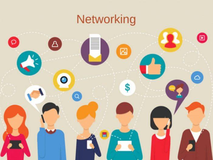 Las 10 mejores formas para hacer networking. Infografía