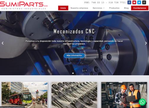Mecanizados Sumiparts